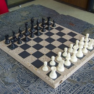 صفحه شطرنج موزائیکی