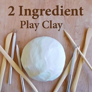 آموزش ساخت خمیر بازی