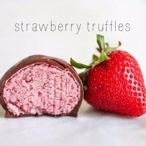 طرز تهیه ترایفل توت فرنگی