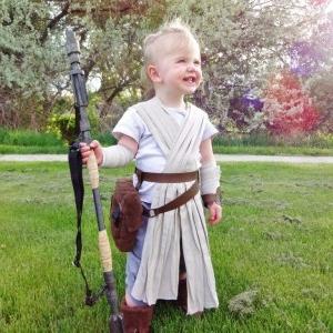آموزش دوخت لباس جنگ ستارگان بخش اول