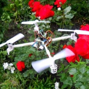 آموزش ساخت هواپیمای بدون سرنشین قسمت اول
