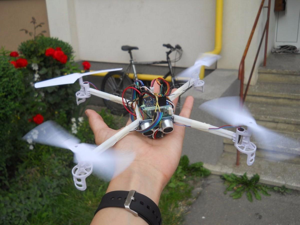 آموزش ساخت هواپیمای بدون سرنشین= قسمت دوم