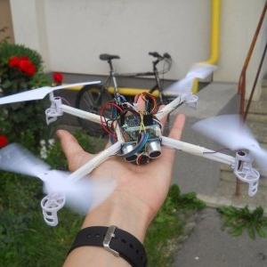 آموزش ساخت هواپیمای بدون سرنشین قسمت دوم