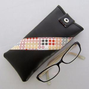 آموزش دوخت کیف عینک