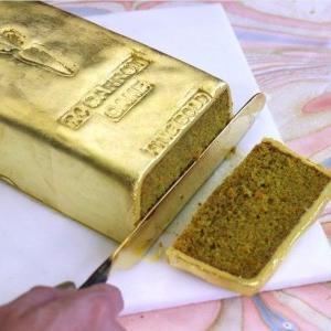 آموزش طرز تهیه کیک طلا بخش دوم