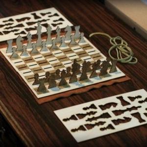 آموزش ساخت صفحه شطرنج مینیمال