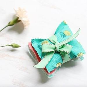 چگونه کیسه های کوچک خوشبو کننده درست کنیم