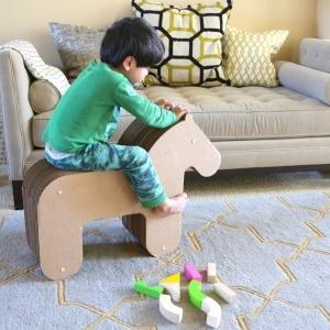 آموزش ساخت اسب عروسکی با مقوا
