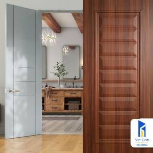 انتخاب یک درب داخلی برای اتاق خواب